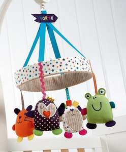 50% off Timbuktales - Musical Cot Mobile at Mama & Papa £17 (C+C for Free or £4.95 Del)