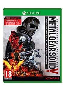 Metal Gear Solid V: The Definitive Experience (PS4/XO) £24.85 Delivered @ Base