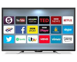 "Goodmans 50"" 4k android tv - £429 @ cramptonandmoore ebay"