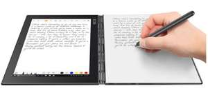 NEW Lenovo Yoga Book, 64GB SSD, 4GB Ram: with Windows £509.99, with Android, £429.99 @ Lenovo with potential 5% cb through Quidco