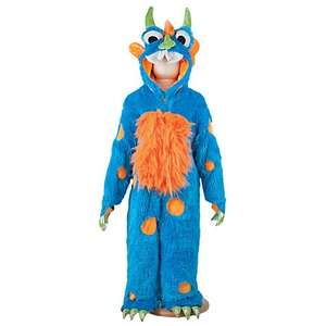 Travis Designs Blue Monster Dressing-Up Costume £8 + £2 C&C down from £25 at John Lewis