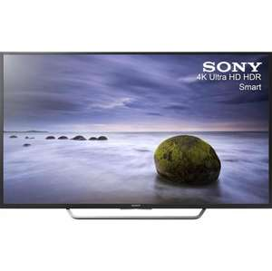"""Sony KD55XD7005BU 55"""" Freeview HD and YouView HD Smart 4K Ultra HD TV - Black (£701 (with code) was £849  )"""