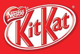 kitkats 4x4 pack vanilla (Dated Aug 16) 25p b&m