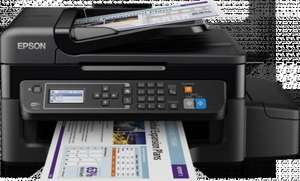 Epson EcoTank ET-4500 with 2 years of ink and 3 year warranty. £176.06 after cashback Amazon