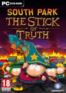 South Park: The Stick of Truth PC Steam Download only £5.00 @ Game.co.uk