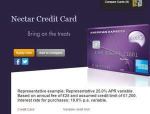 40,000 points worth £200(effectively 10% of total spend) with the Nectar credit card when you apply in October and spend £2,000 in the first 3 months, plus 2x points for existing Cardmembers throughout the month