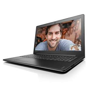 "Lenovo Ideapad 310 Laptop, Intel Core i3, 8GB RAM, 1TB, 15.6"", Black  @ John Lewis (2 yr  Guarantee) - £299.95"