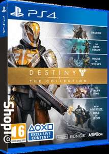 Destiny: The Collection (PS4) at Shopto for £31.85