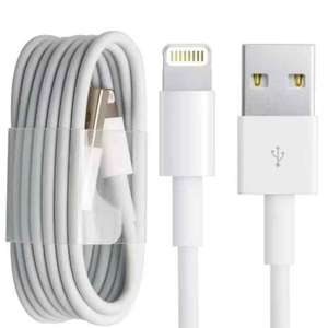 iPhone/iPad/iPod charging and sync cable 2 for 99p delivered - eBay / telephone-system-engineer