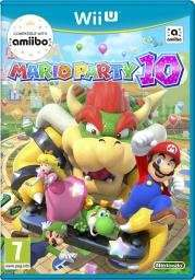 Mario Party 10 (Wii U) £14.99 Delivered (Preowned) @ Grainger Games
