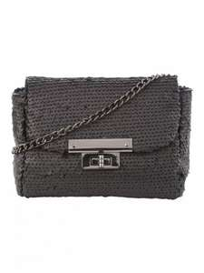 Upto 70% Off + Extra 10% Off with code + Free C+C from over 400 Stores @ Jane Norman ie Black Sequin Across Body Bag was £25 now £6.30)