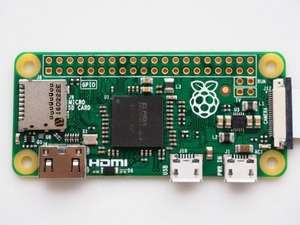 Pi Zero - Pimoroni - 15% discount after Code - £5.91
