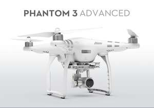 DJI Phantom 3 Advanced £611.10 with discount at Jessops