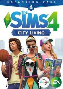 The Sims 4 City Living £19.99 (18.99 with FB like) @ CD Keys