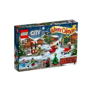 LEGO City Advent Calendar 2016 - £15.99 at Smyths and Amazon