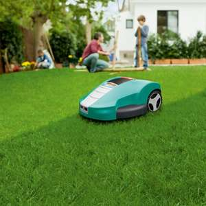 Bosch Indego Robotic Lawnmower - automatically cuts your lawn. control from iphone android app - £849 @ My Robot Center