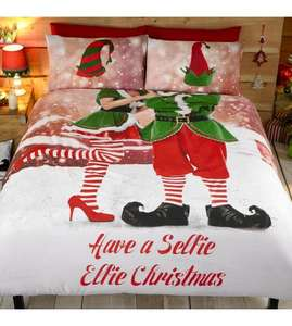 Selfie Elfie Duvet Sets Now from £12.99 @ Studio