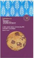 Sainsbury Taste The Difference Cookies £1