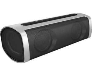 Onkyo X6 Portable Wireless Bluetooth Speaker Silver £99.97 Currys