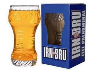 Irn Bru The Mighty Glass £1 @ Poundland