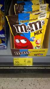 M&M Limited Edition Mix - 220g Bag - 50p @ ASDA
