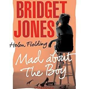Bridget Jones, Book 3: Mad About the Boy (Audiobook) by Helen Fielding @ Audible £2.99 Daily Deal (Was £22.00)