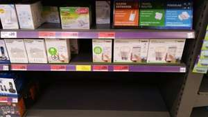 Belkin Home Automated Wemo Switches and Lightbulbs reduced to lowest ever price? at Sainsburys Westwood Cross from £20