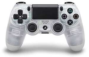 Sony PlayStation DualShock 4 Controller - Crystal £37.99 (Exclusive to Amazon.co.uk)