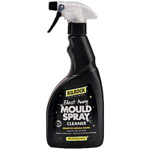 Kilrock mould spray Size 500ml @ Home bargains only £1.99