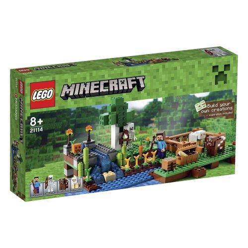 LEGO Minecraft The Farm - £19.95 prime / £23.94 non prime - Amazon