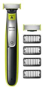 Philips OneBlade QP2530/30 Hybrid trimmer & shaver (4x lengths & 1 extra blade) £34.99 @ Amazon