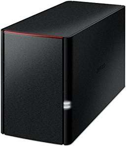 Buffalo LS220D0602-EU 6TB LinkStation 220D 2 Bay Desktop NAS £199.99 @ Amazon