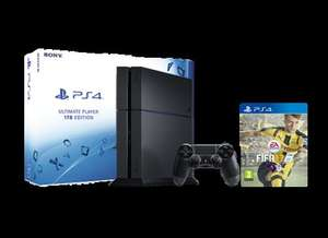 PS4 1TB Console + Fifa 17 (1 per Customer) £179.86 @ ShopTo