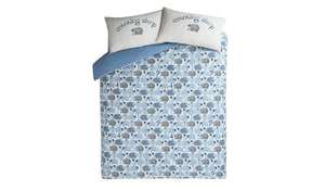 Counting Sheep Duvet Covers at least Half Price + Free C+C @ Asda George ie Double £6 / King £7 / Superking was £16 now £6.50