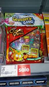 The Grossery  Gang toys £5 @ Asda instore