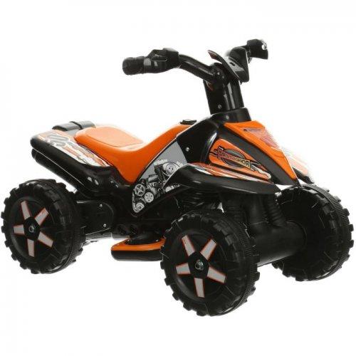 Roadsterz Boys Girls Kids 6V Rechargable Battery Electric Ride On Quad Bike ATV  £35 @ halfords ebay outlet