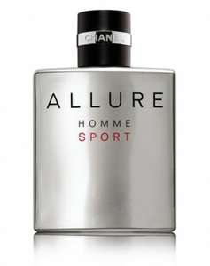 Chanel allure homme sport 100ml EDT £49.50 at boots online with free delivery. was £65.