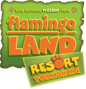 Flamingo Land family ticket (voucher via Star Radio) £58