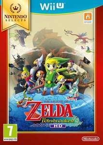 The Legend of Zelda: Wind Waker HD (Nintendo Wii U) £14 Delivered/C&C @ Tesco Direct