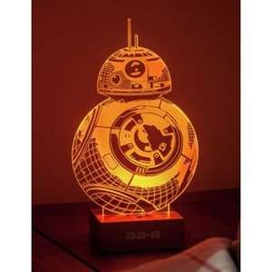 Star Wars BB-8 Light now £14.99 at Argos (links in 1st comment)
