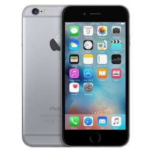Apple iPhone 6 - 64GB - Space Grey (Unlocked) £319.98 Smartphone