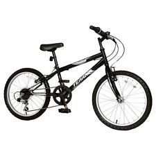 "Terrain Hallam 20"" Kids 6 Speed Mountain Bike in Black now £65 Delivered @ Tesco Ebay"