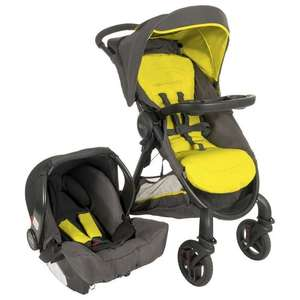 Graco Fast Action Fold 2.0 Sport Lime Travel System now £99 Delivered @ Tesco Ebay