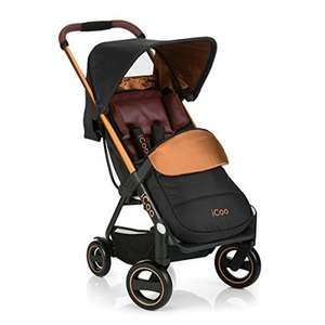 Hauck Icoo Acrobat Shop N Drive Travel System in various Colours inc Copper Black £249 Delivered at Tesco Ebay (£500 - £700 elsewhere)