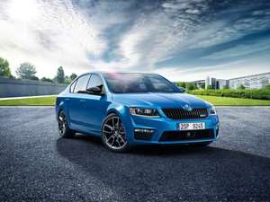 Skoda Octavia vRS 20.CR TDI, Nav, Metallic Paint PCH £159/month, £2490 deposit, 10k miles/year Total £6147 @ Simpsons Skoda