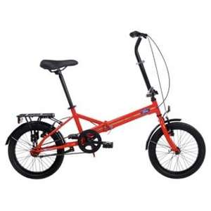 Ford B Max 16 inch Folding Bike £149.99 Free delivery @ Argos