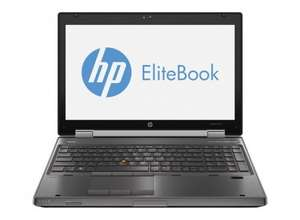 HP Elitebook 8570W i7 Quad Core 2.6GHz 20GB RAM 500GB Sata HDD 2GB Nvidia Quadro DVD-RW Win 7 Pro Grade A1 Refurbished £606.94 delivered @ Morgans