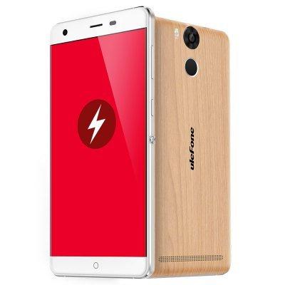 Ulefone Power 6050mAh Battery 5.5 Inch 3GB RAM 16GB ROM 64bit MTK6753 Octa-core 1.3GHz 4G Smartphone £116.46 @ Banggood