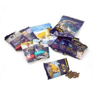 Fish4Dogs Excellent Dog Food treats £4.05