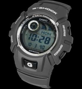 Casio G Shock G2900F 8VER £27.95 & £2 P&P @ Heinnie